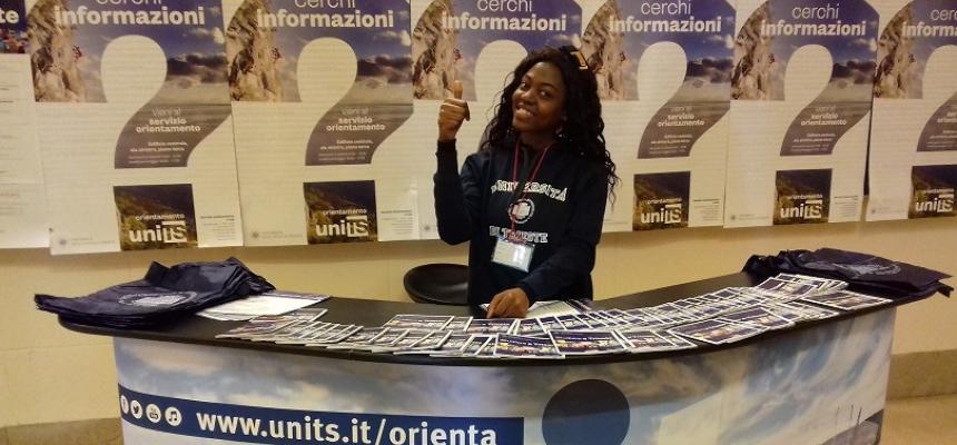 Porte Aperte -Open Day UniTS-Chiedi info ai nostri tutor!