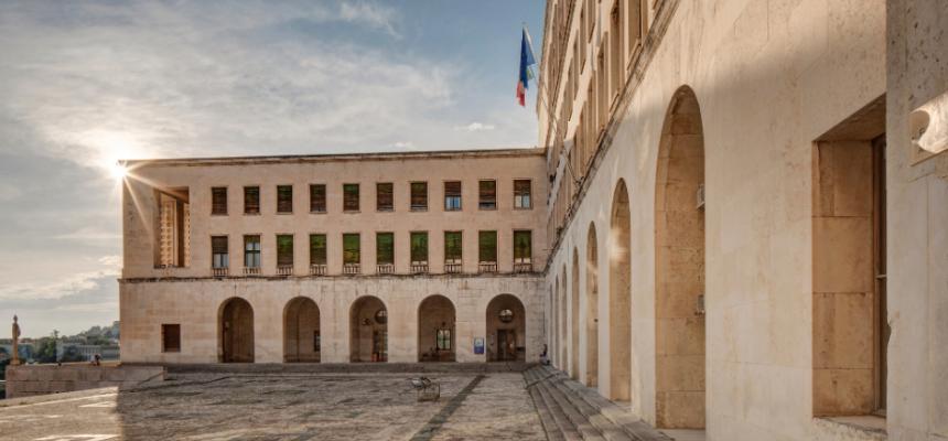 La sede principale di Piazzale Europa