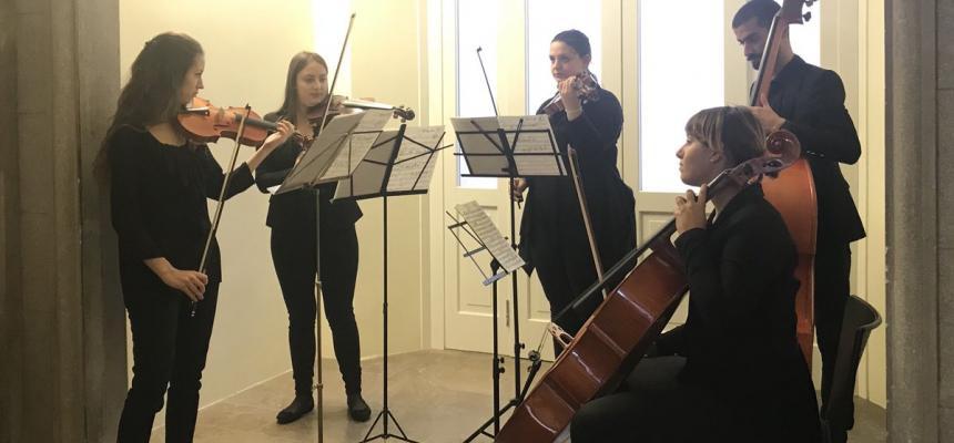 Concerto Biblioteca studi umanistici