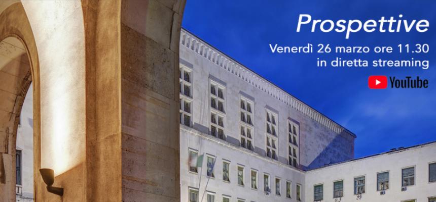 Inaugurazione Anno Accademico Università di Trieste 2020-21
