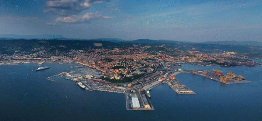Marine electric microgrid