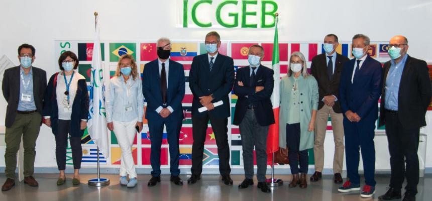 ICGEB group img