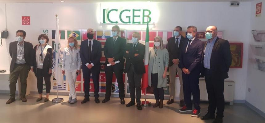 ICGEB group