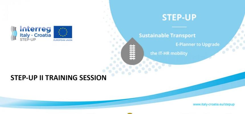 "Interreg EU ""STEP-UP"" Project"