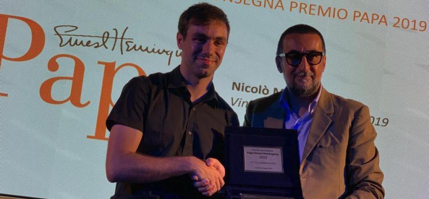 Nicolò Miotto e Roberto Vitale