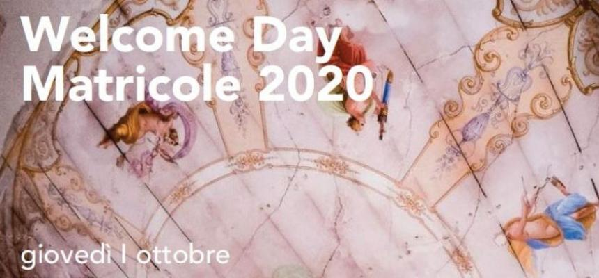 Welcome day Trieste