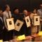 Momenti della premiazione del prof. Ghirardi