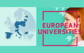 European University alliance 'Transform4Europe - T4E' kick-off event! Let's go!
