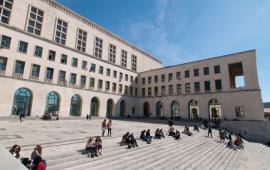 Sede centrale Università Trieste