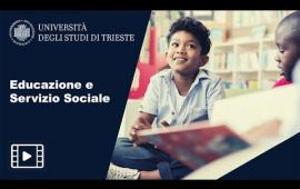Embedded thumbnail for Short video Educazione e Servizio sociale