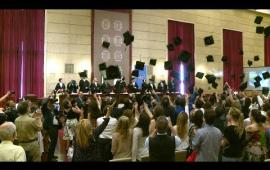 Embedded thumbnail for Graduation Day 2018. La ripresa video della cerimonia