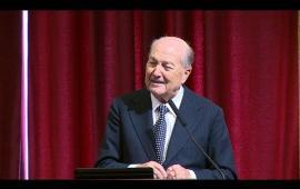 Embedded thumbnail for Il Presidente della Corte Costituzionale apre l'A.A. di Giurisprudenza