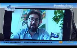 Embedded thumbnail for Intervista a Tele 4 al prof. Leonardo Egidi - 03 apr. 2020