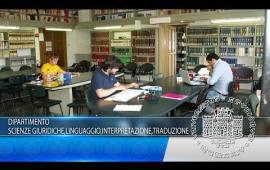 Embedded thumbnail for Studiare Giurisprudenza all'Università di Trieste