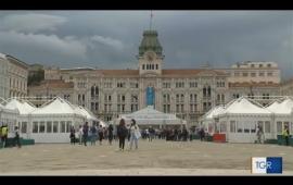 Embedded thumbnail for Inaugurata la IX^ edizione di Trieste Next - 25/9/2020