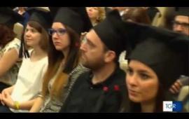 Embedded thumbnail for Graduation Day 2019 - Servizio giornalistico Rai