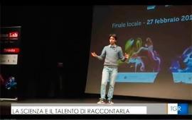 Embedded thumbnail for FameLab 2018 a Trieste - La comunicazione scientifica dei giovani