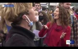 Embedded thumbnail for Una convenzione per le donne - Intervista alla giurista Sara Tonolo su EstOvest TGR
