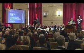 Embedded thumbnail for Inaugurazione Anno Accademico 2019-2020