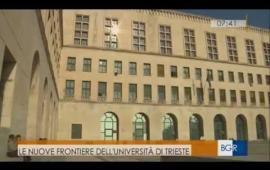 Embedded thumbnail for Le nuove frontiere dell'Università di Trieste