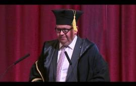 "Embedded thumbnail for Laurea HC ad Antonello Mordeglia e ""Graduation Day 2017"""