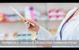 Embedded thumbnail for Presentazione dei corsi di Farmacia e Chimica e Tecnologia Farmaceutiche. Porte Aperte 2020