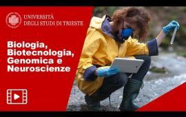 Embedded thumbnail for Short video Biologia, Biotecnologia, Genomica e Neuroscienze