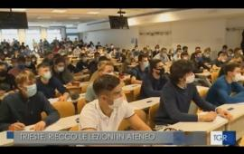 Embedded thumbnail for Iniziate le lezioni in Ateneo