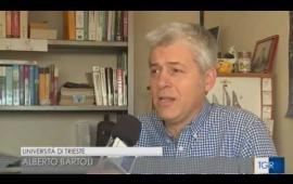 Embedded thumbnail for Sicurezza informatica: l'intervista al Prof. Alberto Bartoli