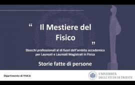 Embedded thumbnail for Il mestiere del fisico