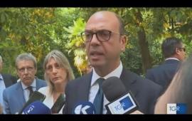 Embedded thumbnail for Il ministro Alfano a Gorizia a Scienze internazionali e diplomatiche