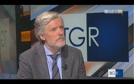 Embedded thumbnail for Bilaterale Italia - Slovenia: presentazione al Notiziario RAI FVG