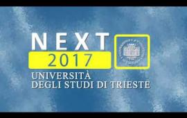 Embedded thumbnail for Trieste NEXT 2017
