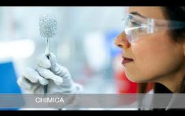 Embedded thumbnail for Presentazione dei corsi di Chimica. Porte Aperte 2020