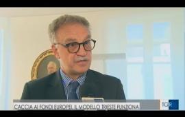"Embedded thumbnail for Finanziamenti Europei, il ""Modello Trieste"". I servizi televisivi"