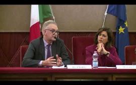 Embedded thumbnail for Lectio Magistralis Presidente Laura Boldrini, 9 ottobre 2017