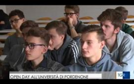 Embedded thumbnail for Open day all'Università di Pordenone