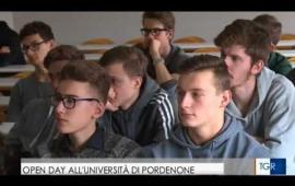 Embedded thumbnail for Open day all'Università di Pordenone
