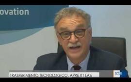 Embedded thumbnail for Trasferimento tecnologico, inaugurato ITT LAB