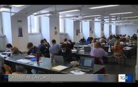 Embedded thumbnail for Ateneo al lavoro per la ripresa delle lezioni  5/2/2021