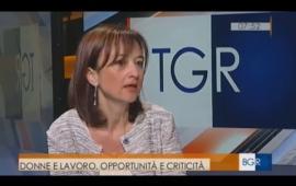 Embedded thumbnail for La prof.ssa Donata Vianelli illustra il convegno Donne e Lavoro