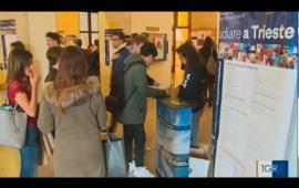 Embedded thumbnail for 9.700 studenti a Porte Aperte 2017: i servizi televisivi