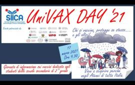 Embedded thumbnail for UniVax Day 2021