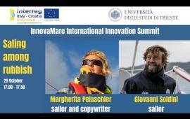 Embedded thumbnail for Sailing among rubbish. InnovaMare International Innovation Summit