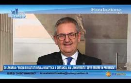"Embedded thumbnail for ""Università significa presenza"" Intervista al Rettore 23/1/2021"