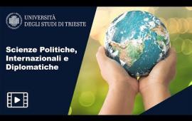 Embedded thumbnail for Short video Scienze Politiche, Internazionali e Diplomatiche