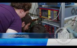 Embedded thumbnail for Il Dipartimento di Fisica di UniTs