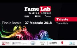 Embedded thumbnail for FameLab 2018: l'evento a Trieste