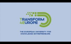 Embedded thumbnail for Pills of Transformation4Europe - T4E #2