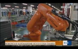 Embedded thumbnail for Robotica e automazione: l'intervista al Rettore su RAI TGR FVG